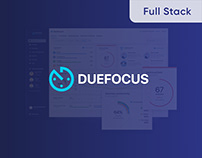 DueFocus Product Development
