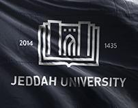Jeddah University | Branding