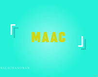 MAAC Programs Motion Graphics Animation Work
