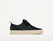 Zara Man Technical Sneakers