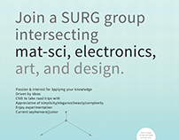 SURG interest poster