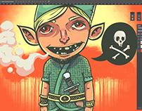 Zelda Trona
