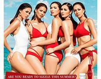 My Slim Detox Summer 2016 Campaign   