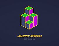 Johnny Dreidel Logo Animation