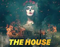 Movie Poster - Horror movie