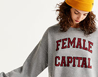 PULL&BEAR | FEMALE CAPITAL