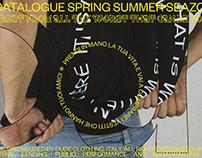 Catalogue & LookBook Dude Clothing