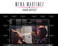 MENA MARTINEZ | HAIR ARTIST