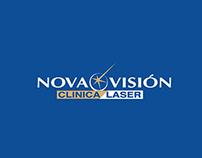 Clínica Láser Nova Visión -  Social Media