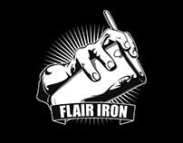 Flair Iron T-Shirt Design