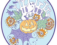 Halloween Greetings Collection