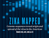 Zika mapped