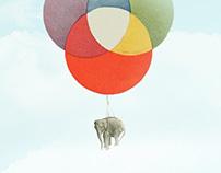 Surreal balloons