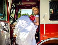 Tori King Bridal Portrait