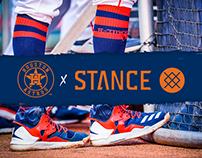 Houston Astros // Stance On-Field Socks