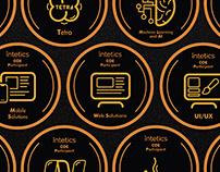 [Vector] intetics.com Internal Usage Sticker Pack