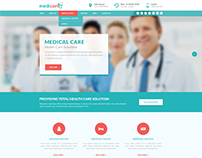 Medicre | Health, Doctor, Dental & Medical Template