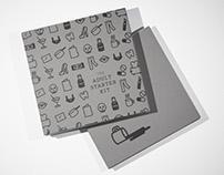 Adult Starter Kit | Artist Book | Design