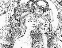 Personal Illustrations & Sketchbook