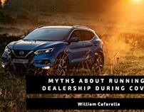 William Cafarella Dispels Myths About Running A Dealer