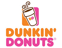 Dunkin' Donuts – Spanish TV & RADIO