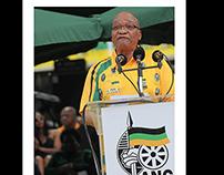 Jacob Gedleyihlekisa Zuma, South African president