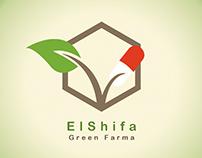 El Shifa Green Farma logo   Egypt