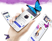 Fashion eCommerce Mobile Application Design