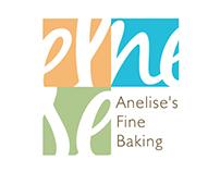 Anelise's Fine Baking: Identity Design