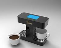 Coffee Machine Project
