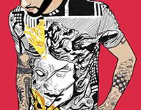 Zayn's Cool Shirt