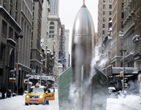 Manhattan Rocket