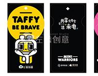 Mini Warriors's MobilePhone Pocket