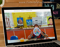 Club Kibrahacha 65+ Website