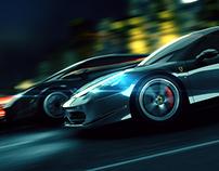 Game Cover & Intro Design