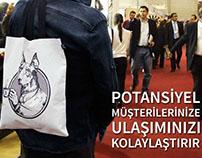 Promosyon Bez Çanta - Promotional Tote Bag