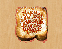 French Toast Compliment for Social Media