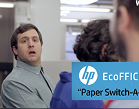Webisode for HP Paper