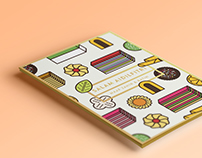 Hari Raya Aidilfitri — Print/Merchandise Set