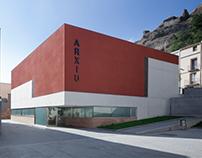 Arxiu Comarcal La Noguera
