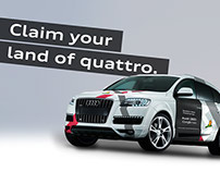 Audi - Land of quattro