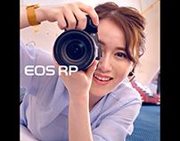 Canon EOS RP (Digital Film) - Family
