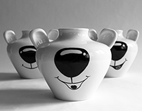 TEDDY vases