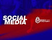 Body Factory | Social media