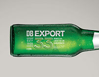 DB Export Beer Packaging