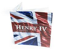 Christ Church Grammar School – Henry IV Program