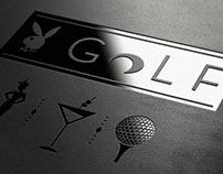 Playboy Golf Branding