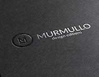 MURMULLO design editions Logo