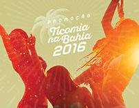 Ticomia na Bahia - Wireframe