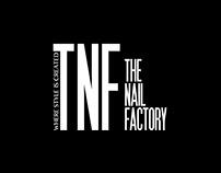 The Nail Factory - Social Media